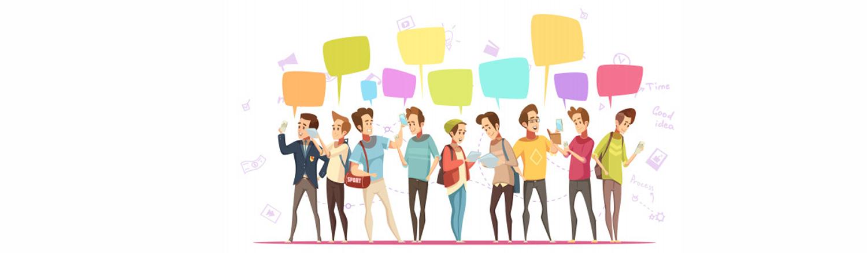 طراحی وب سایت برای نوجوانان
