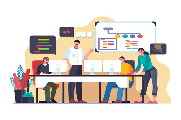 تفاوت برنامه نویسی و کدنویسی