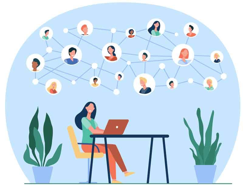 افزایش بازدید سایت با برگذاری وبینار های آنلاین