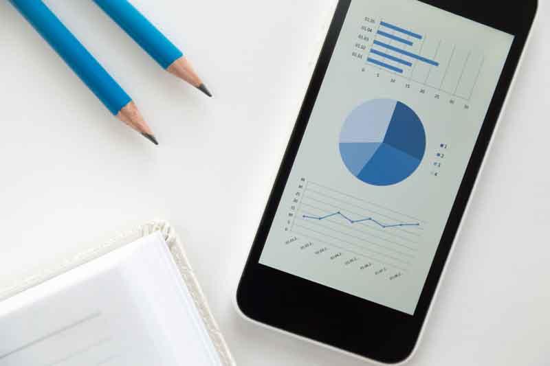 دسترسی آسان به آمار و اطلاعات