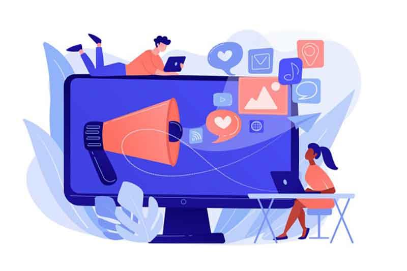"""بازاریابی از طریق رسانههای اجتماعی """"Social media marketing"""""""